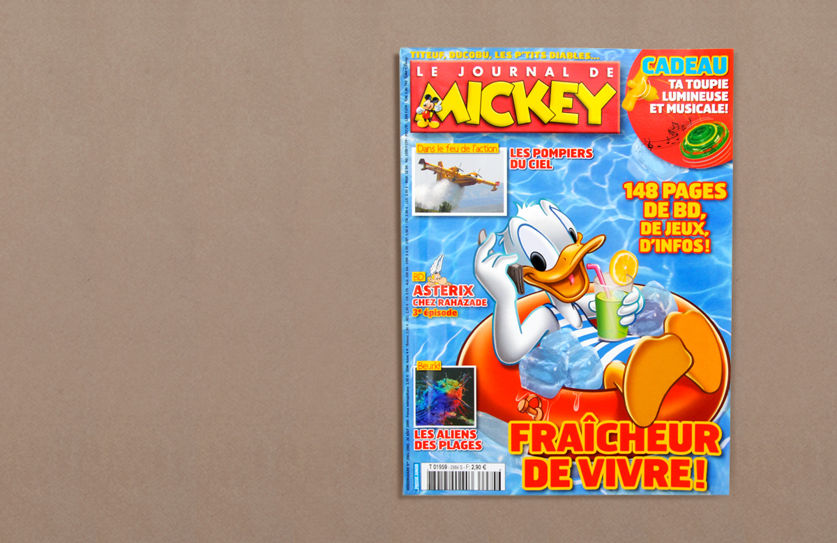 Journal de Mickey-0