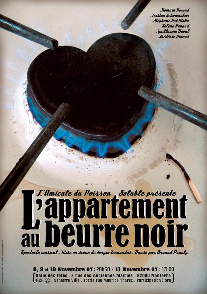 L'appartement au beurre noir-0