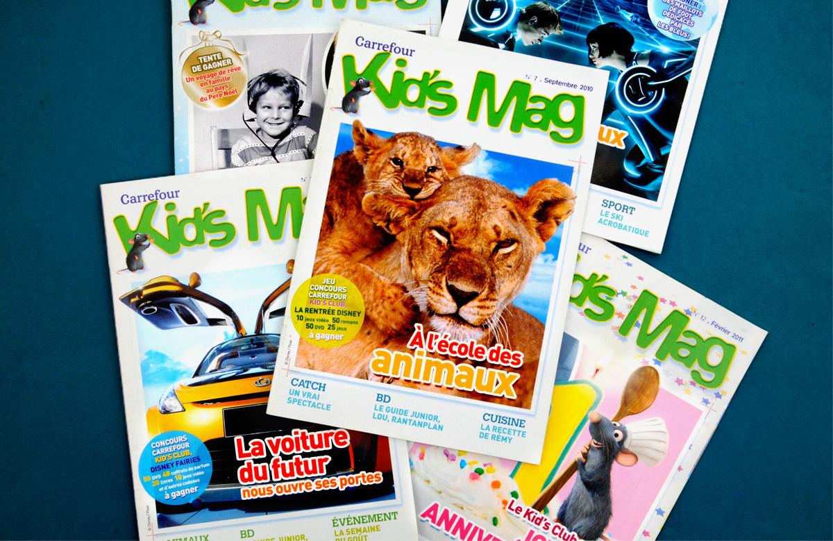 Kid's Mag • 1-0