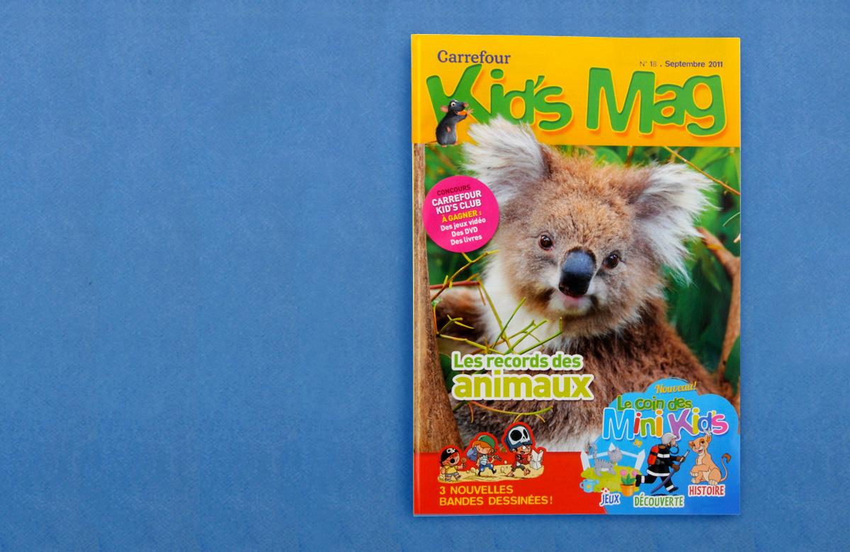 Kid's Mag • 2-0