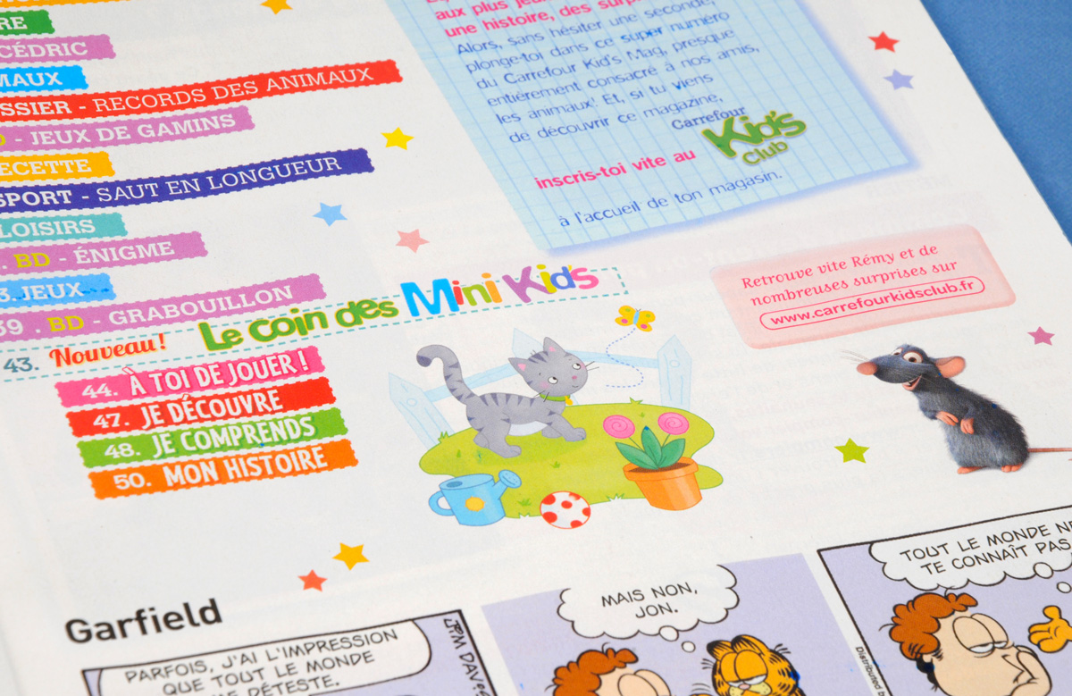 Kid's Mag • 2-1