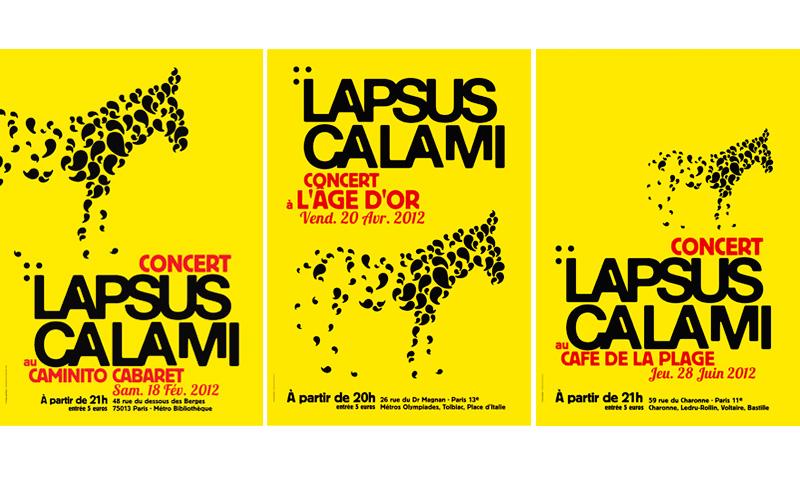 Lapsus Calami • EP-3