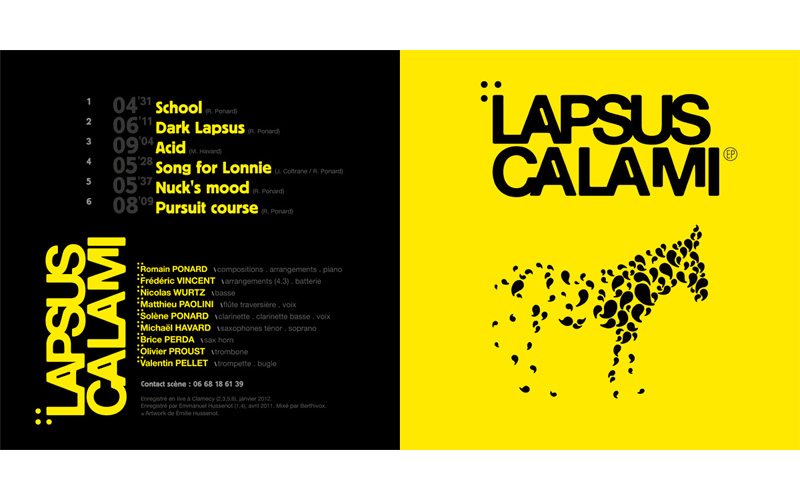Lapsus Calami • EP-2