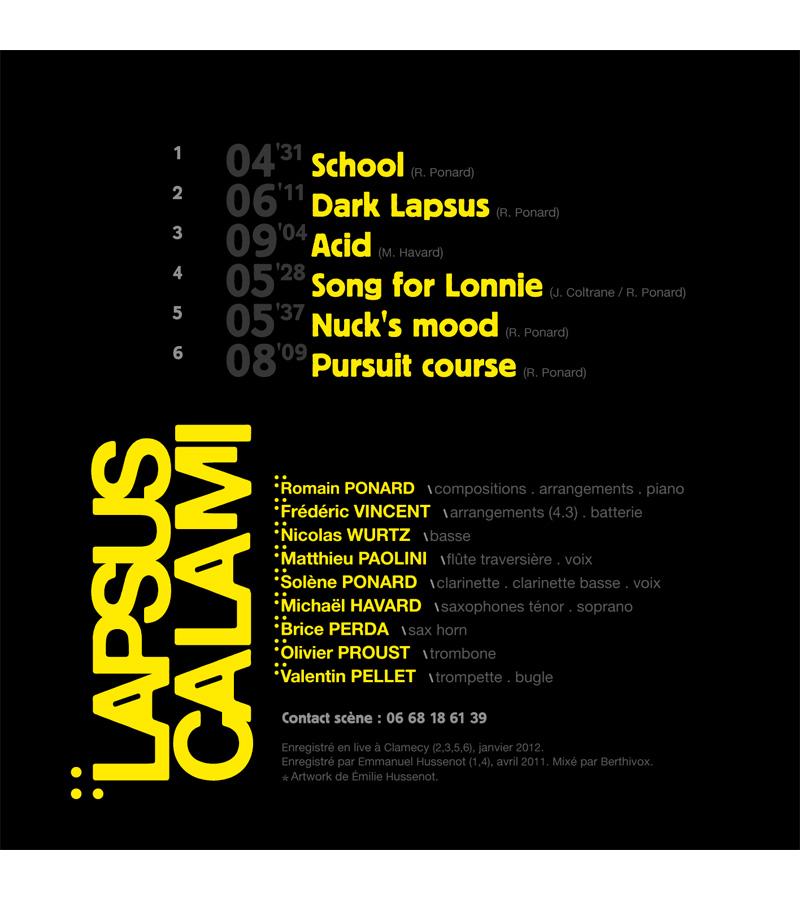 Lapsus Calami • EP-1